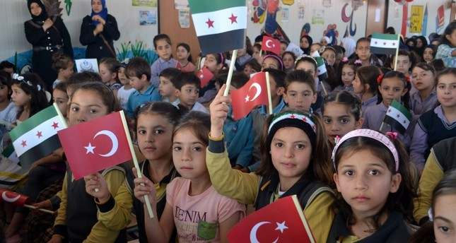 600 ألف طالب سوري يبدؤون الدراسة في المدارس التركية العام الحالي