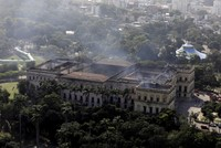 UNESCO says Rio museum could take a decade to rebuild after blaze