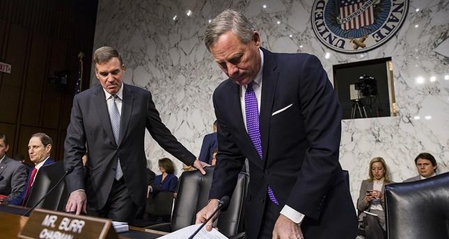 لجنة الاستخبارات في مجلس الشيوخ الأمريكي (الأناضول)