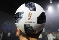 The ball for the 2018 World Cup was unveiled on Thursday, with Adidas' Telstar 18 paying homage to their first Telstar from 1970 but also acknowledging the digital age with a built-in NFC...