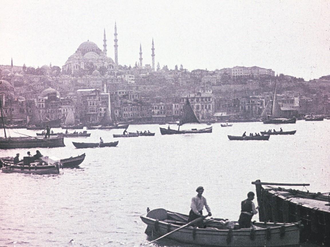 Still from u201cViews from the Ottoman Empireu201d