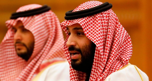 MBS defends internment camps for Uighurs in China