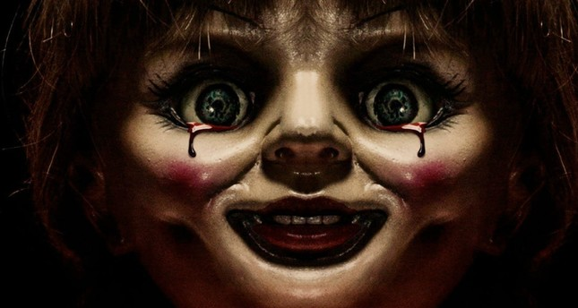 Scary 'Annabelle' leads North American box offices
