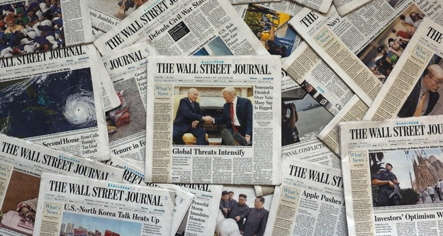 Media companies, such as Wall Street Journal's parent News Corp increasingly complains that freeloading users are cutting into sales.