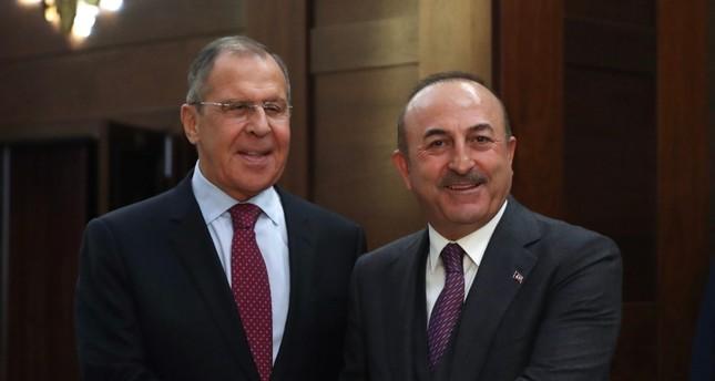 Главы МИД Турции и России провели переговоры