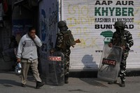 India officially divides Jammu and Kashmir state, defying criticism
