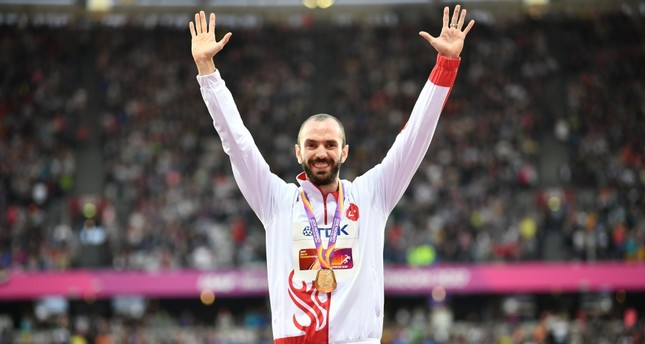 Turkey makes history as U.S. tops 2017 World Athletics