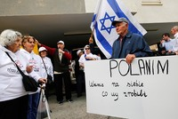 Jews ashamed of 'passivity' during Holocaust, Polish official says