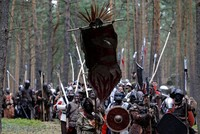 Hobbit fans recreate the 'Battle Of Five Armies' in Czech town