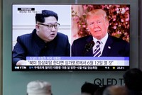 US still preparing for possible Trump-Kim summit