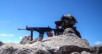 أنقرة: تحييد 8 إرهابيين من بي كا كا شمالي العراق