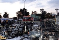 أعلنت قيادة عمليات بغداد مقتل 45 شخصا على الأقل في انفجار السيارة المفخخة وسط معارض للسيارات في منطقة البياع وتبنى تنظيم داعش مسؤوليته عنه.  وكانت حصيلة سابقة أفادت بمقتل 39 شخصا في...