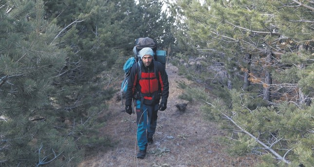 Hunter becomes guardian of nature: Turkish man's encounter with mountain goat changes his life