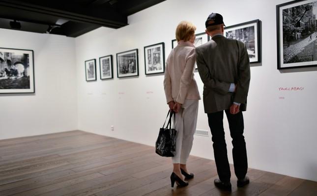 Ara Güler exhibition for Parisian art lovers