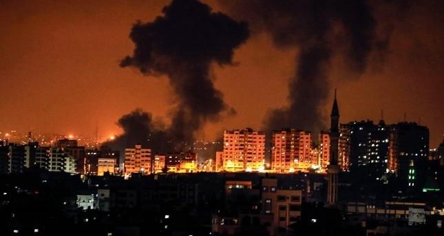 6 Palestinians, Hamas commander killed by Israeli army in southern Gaza Strip