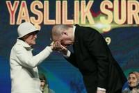 Centenarians meet Erdoğan as Turkey debates aging