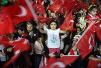 Istanbul rally set to end 'democracy watch' against coup attempt