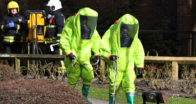 تفاصيل مُخيفة حول تسمم بريطانيين بنفس الغاز المستخدم ضد الجاسوس الروسي