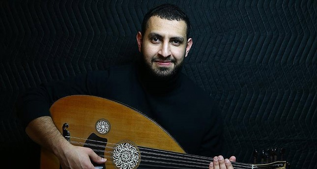 Yemeni musician in US bridges East and West by music