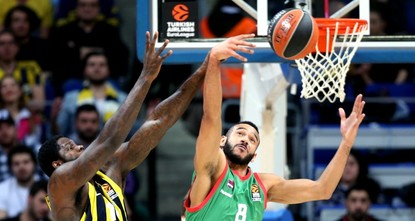 Turkish basketball teams Fenerbahçe and Galatasaray both suffered defeats on Thursday in their Euroleague regular season match-ups. Fenerbahçe lost 74-79 at home to Spanish squad Baskonia Vitoria...