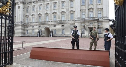 pBritish security forces arrested three more suspects Wednesday in connection with the Manchester concert bombing and sent hundreds of soldiers to secure key sites across the country, including...