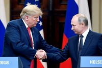 US senator delivers letter from Trump to Putin during Moscow trip