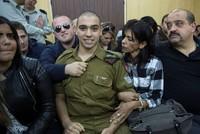 Israelischer Soldat Asaria vorzeitig aus Haft entlassen