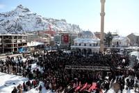 Snow festival in Turkey's Giresun attracts 3,000 visitors