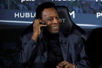 Pele depressed over health problems, son says