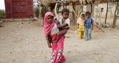 Hunger stalks Yemen amid stalled peace talks
