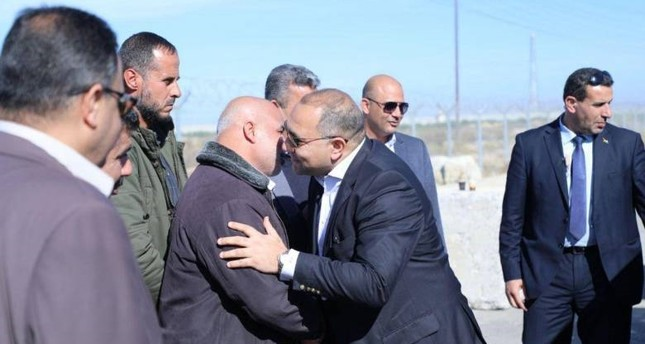 وفد أمني مصري يصل إلى غزة ويلتقي حركة حماس