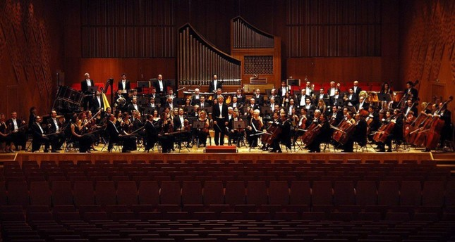 Presidential Symphonic Orchestra.