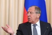 Russia does not oppose U.S. military bases in Syria, but they should be established there legitimately, Russian Foreign Minister Sergey Lavrov said in an interview published Friday.