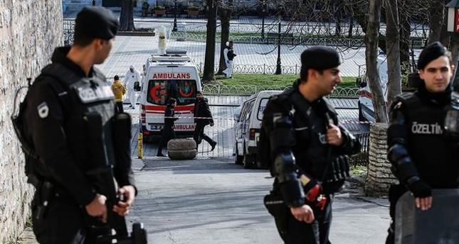 شهيد وجريح من قوات الشرطة التركية في اشتباكات مع إرهابيي بي كا كا