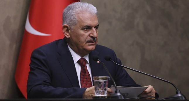 رئيس الوزراء التركي حول إقالة تيلرسون: علاقاتنا غير مرتبطة بالأشخاص