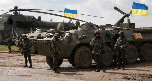 قوات من الجيش الأوكراني (من الأرشيف)