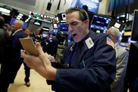 Wall Street's 4-day rally hit by US-China trade spat