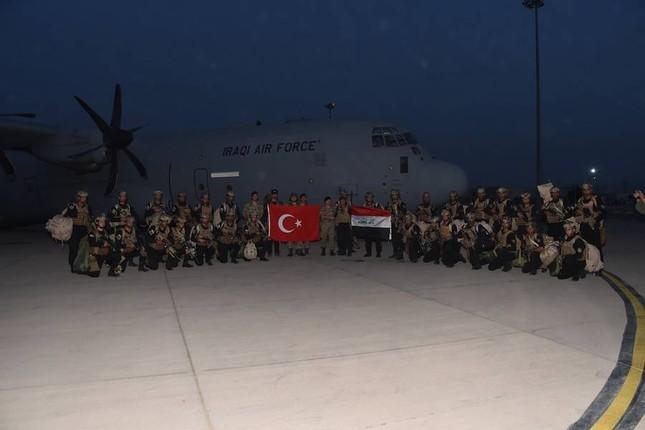 Türkei und Irak starten gemeinsames Militärmanöver
