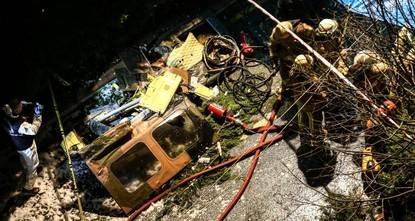 Четыре вертолета упали в Стамбуле за последние 2 года