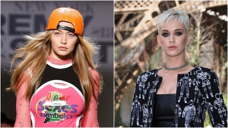 Reports say Gigi Hadid and Katy Perry's requests for visas were denied. (AP/ FILE Photo)
