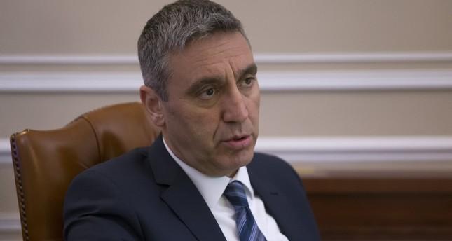 السفير التركي في اليونان