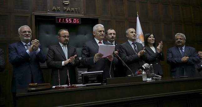 رسميا.. أردوغان مرشح العدالة والتنمية لانتخابات الرئاسة