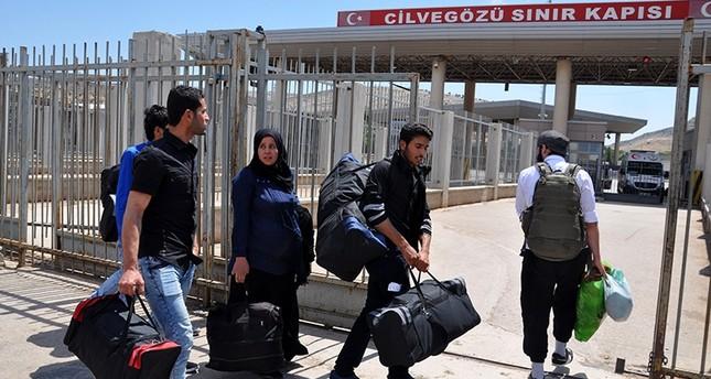 130 ألف سوري عادوا إلى بلادهم من معبر جيلوة غوزو التركي