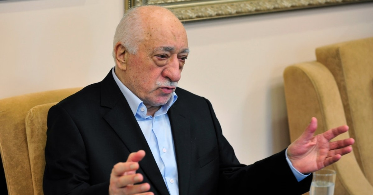 Fetullah Gu00fclen, leader of FETu00d6, speaks in his Pennsylvania compound, July 17, 2016. Gu00fclen is the main suspect in hundreds of cases relating to the 2016 coup attempt.
