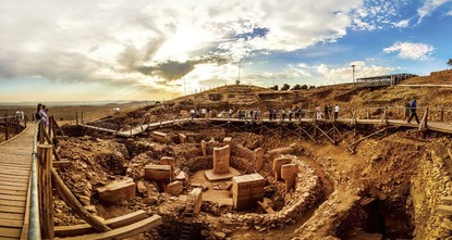 pŞanlıurfa Metropolitan Municipality started drilling a well to supply water to Göbeklitepe, a site believed to be the oldest temple complex in the world and one of Turkey's nominees to be a UNESCO...