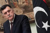 رئيس المجلس الرئاسي الليبي فائز السراج من الأرشيف