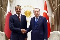 As the crisis deepens with the United Arab Emirates (UAE) over allegations of the imprisonment of Sheikh Abdullah bin Ali al-Thani, Qatar Emir Sheikh Tamim bin Hamad al-Thani came to Ankara...