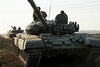 دمّر الجيش الأمريكي، دبابة روسية من طراز