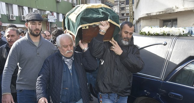 Funeral held for last witness of Ottoman exile Alpan