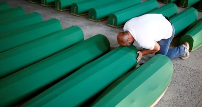 Нидерланды ответственны за резню в Сребренице — суд